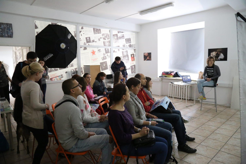Лекция «Что такое приюты и кто такие волонтеры» (октябрь 2015)