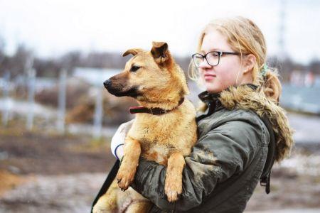 Дуся, девочка 1 год